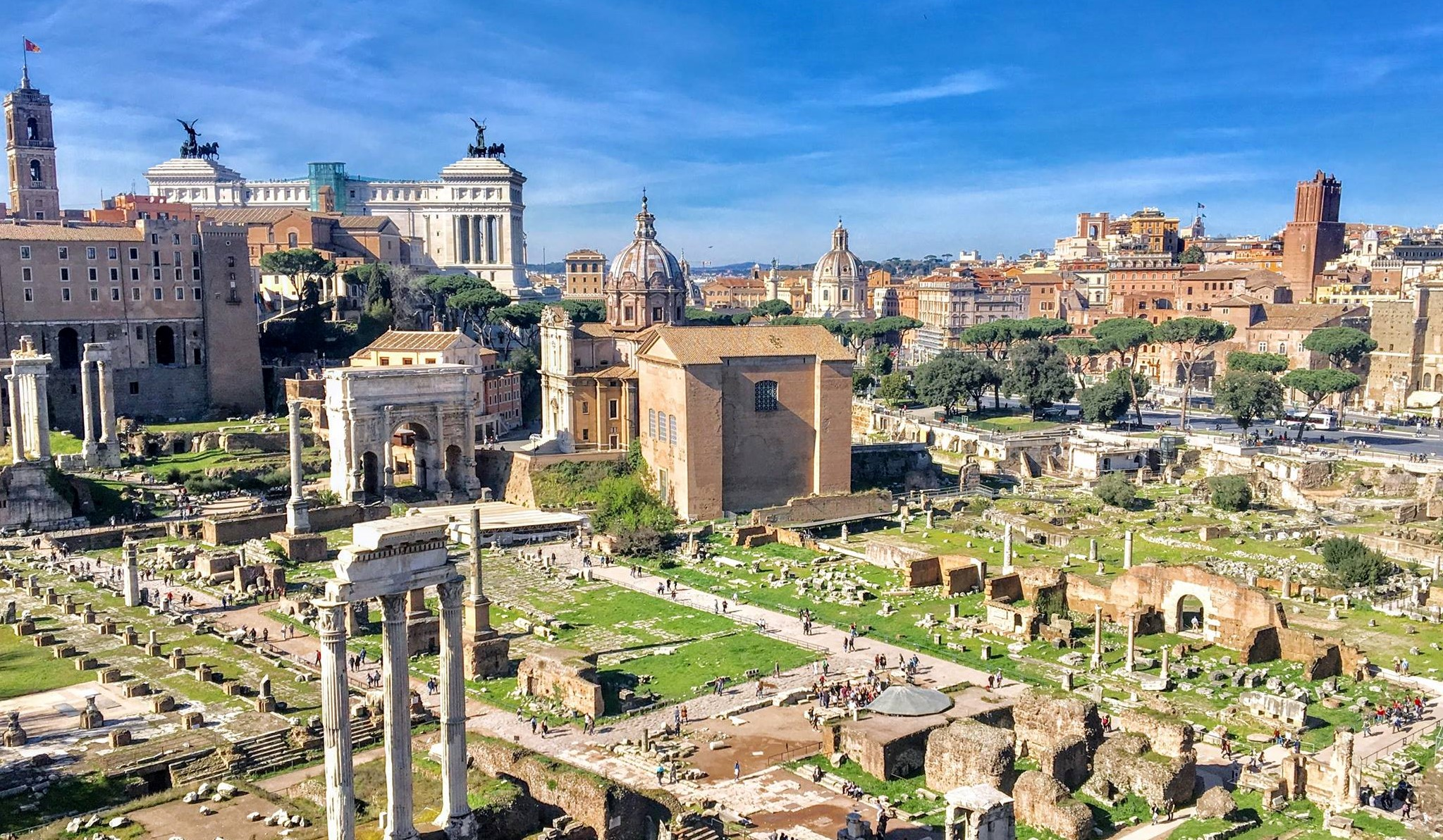Skip The Line In Ancient Rome And Colosseum