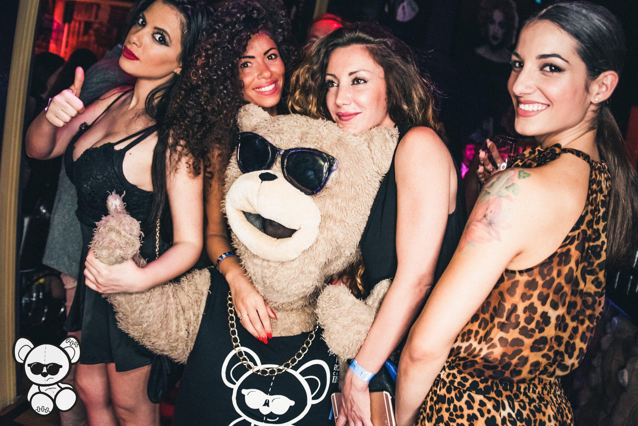 Top 4 Disco Clubs In Rome