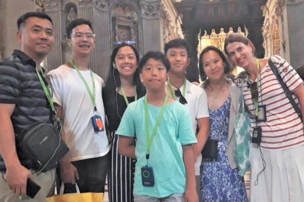 vatican tour small group
