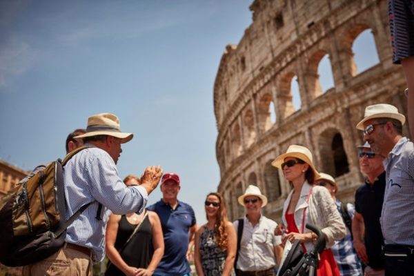 Rome full-day tour