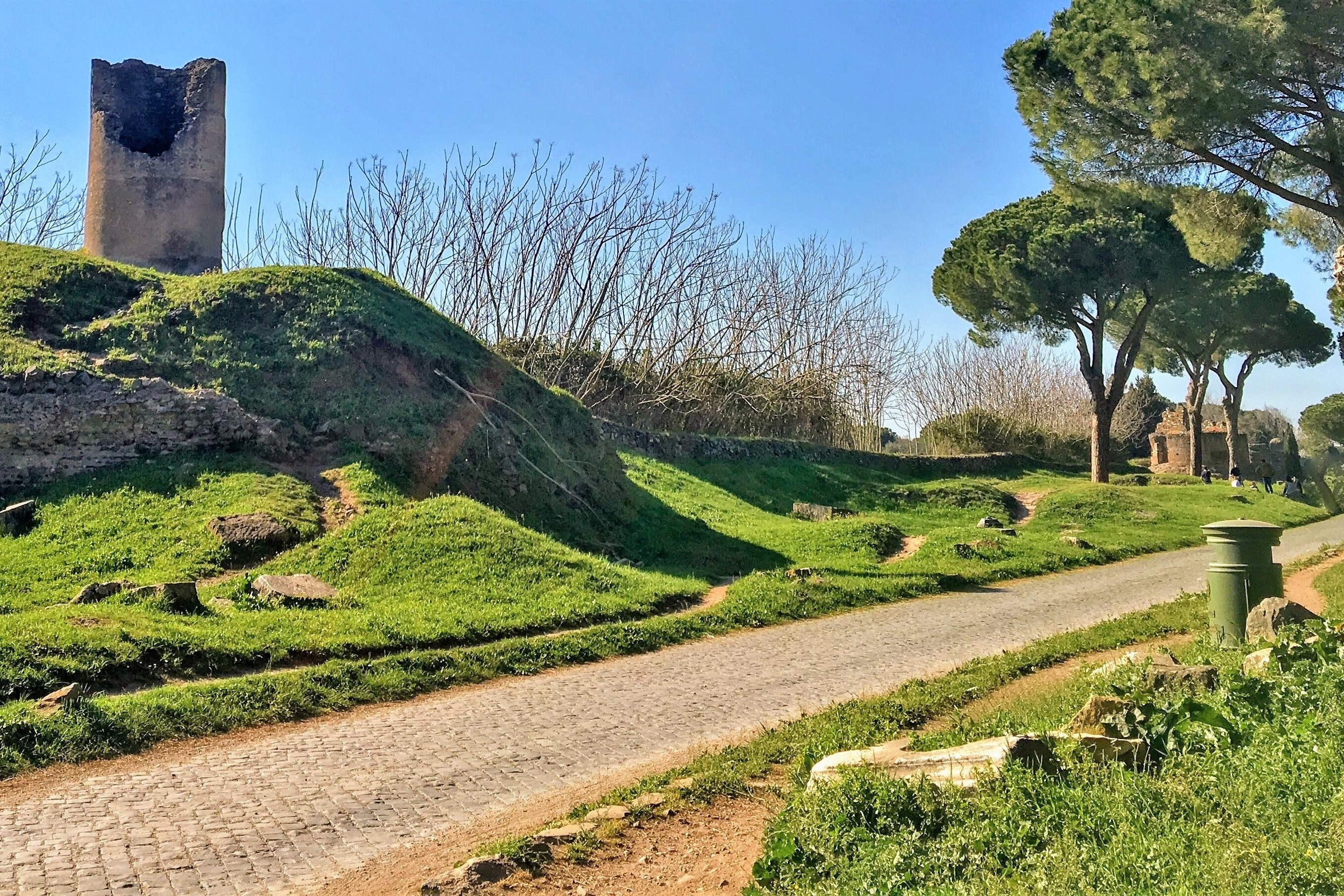 Appian Way Tour In Rome Walking Tour For Families