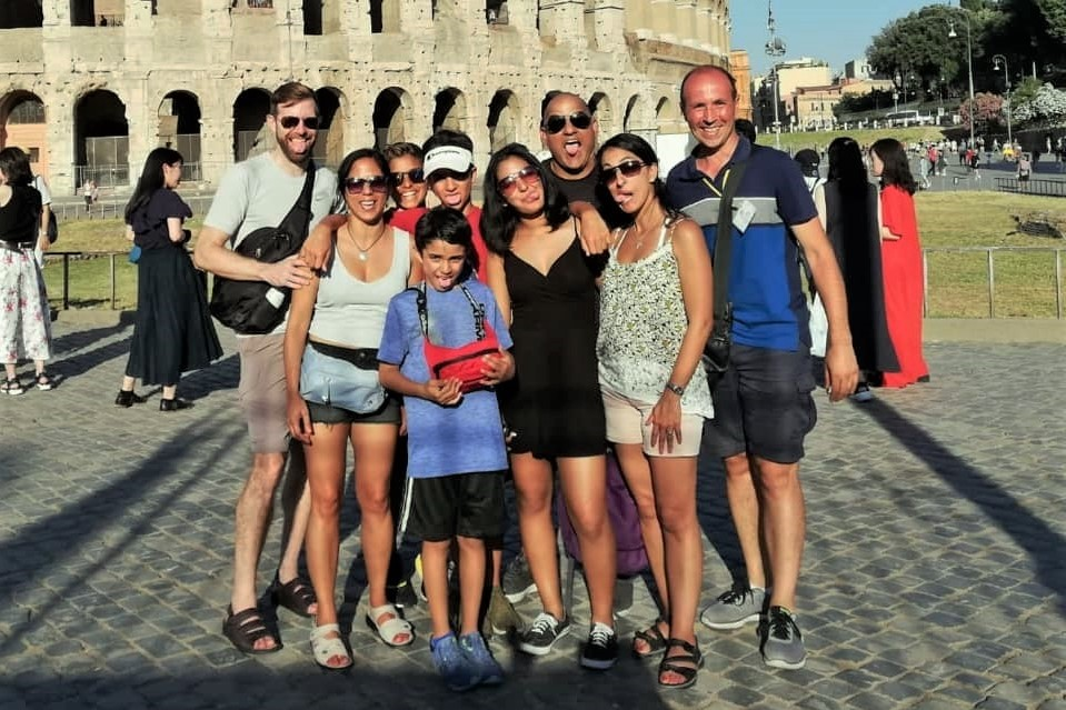 Happily-ever After: How It Feels To Live A Family Tour With Kids With You Local – Rome