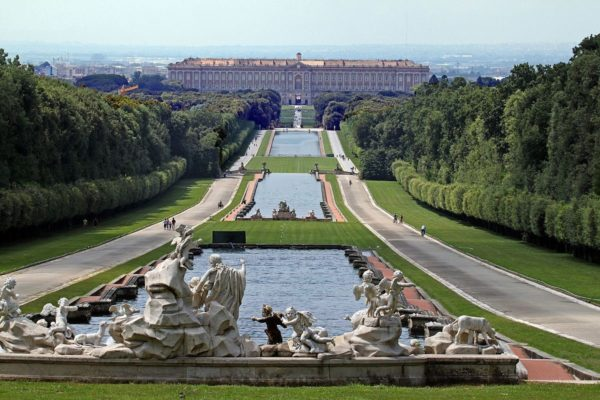 Caserta Royal Palace - Day Trips from Rome, Italy