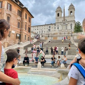 Highlights And Hidden Jewels – Walking Tour Of Rome