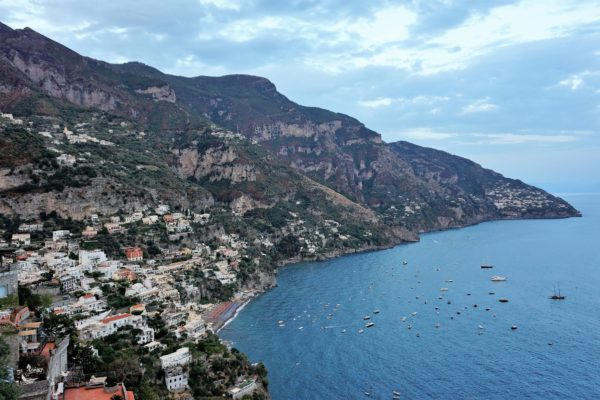 Pompeii and Amalfi Coast Day Tours from Rome