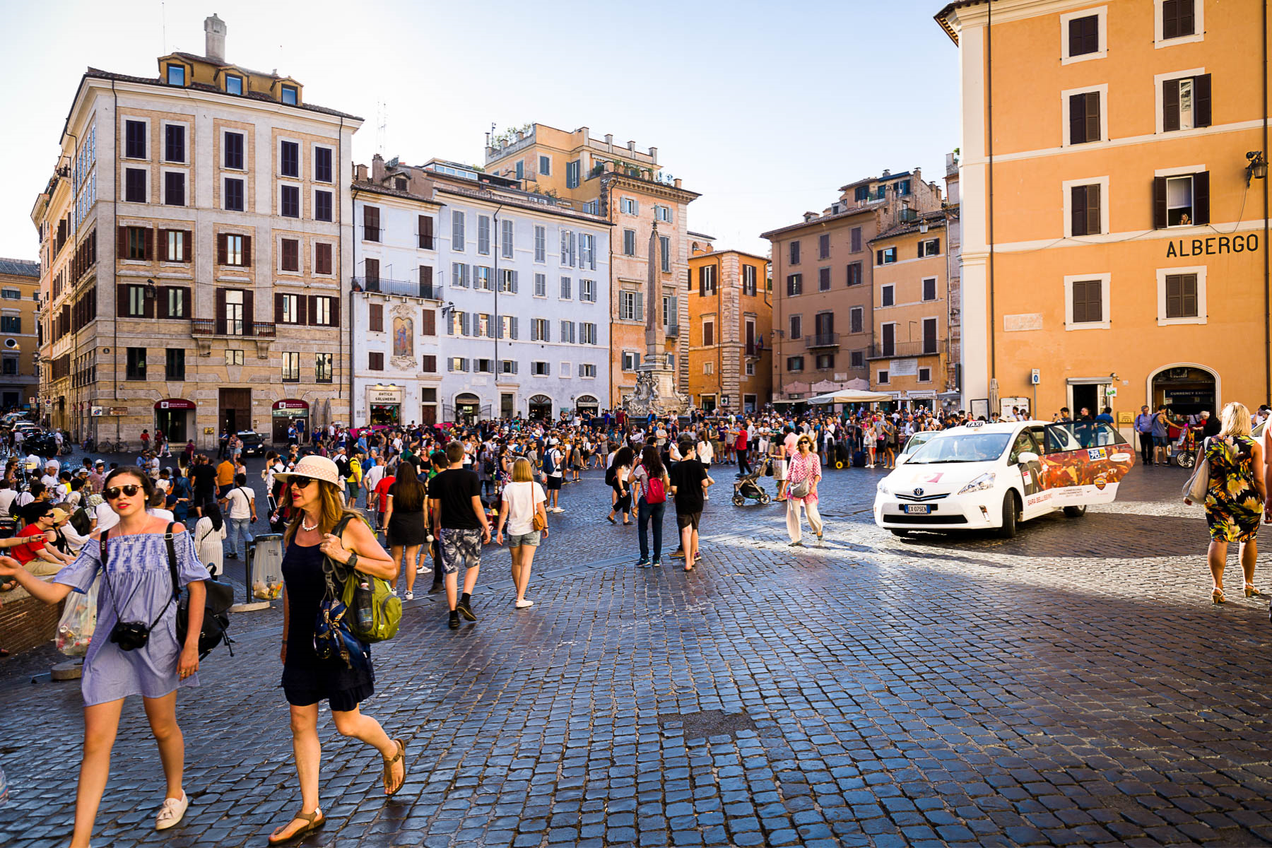 The Best Walking Tour In Rome, Italy