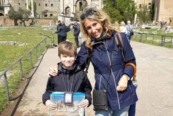 ancient rome for kids - Rome family tours