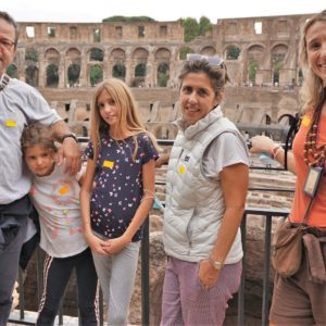 Colosseum Tour With Kids