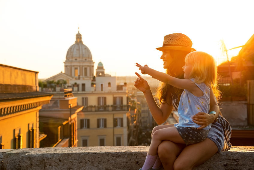 What's Your Kid's Age? Here Are The Best Family Tours In Rome To Pick