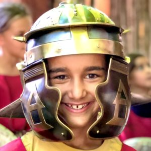 Gladiator For A Day! The Ultimate Roman Experience