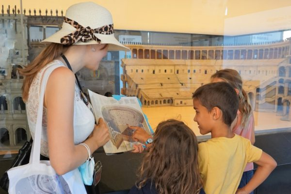 kid friendly colosseum tour
