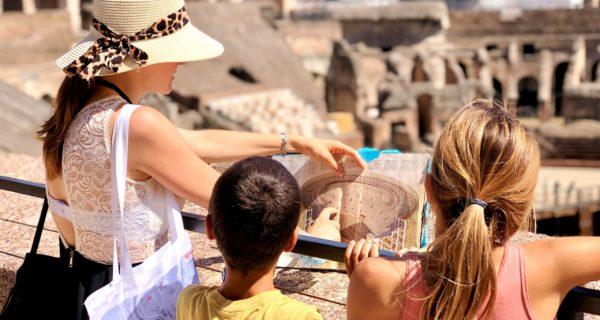 Rome Walking Tour_family Tours_kid-friendly Colosseum Tour