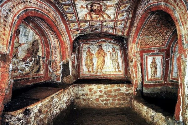 tour of rome catacombs