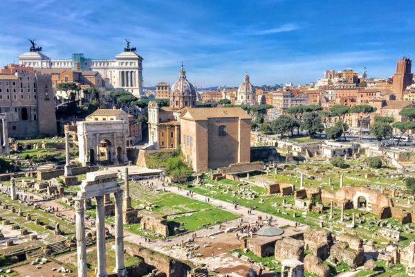 tour privato foro romano