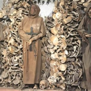Underground Rome: Capuchin Crypt And Catacombs Tour