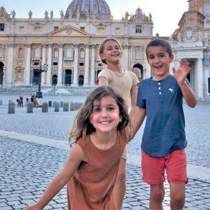 St. Peter's Basilica & Dome Tour For Kids