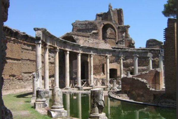 tour villa adriana in tivoli