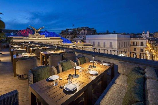 bar panoramici roma