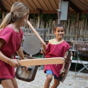 Gladiator For A Day! L'ultimo Eroe Sull'Arena
