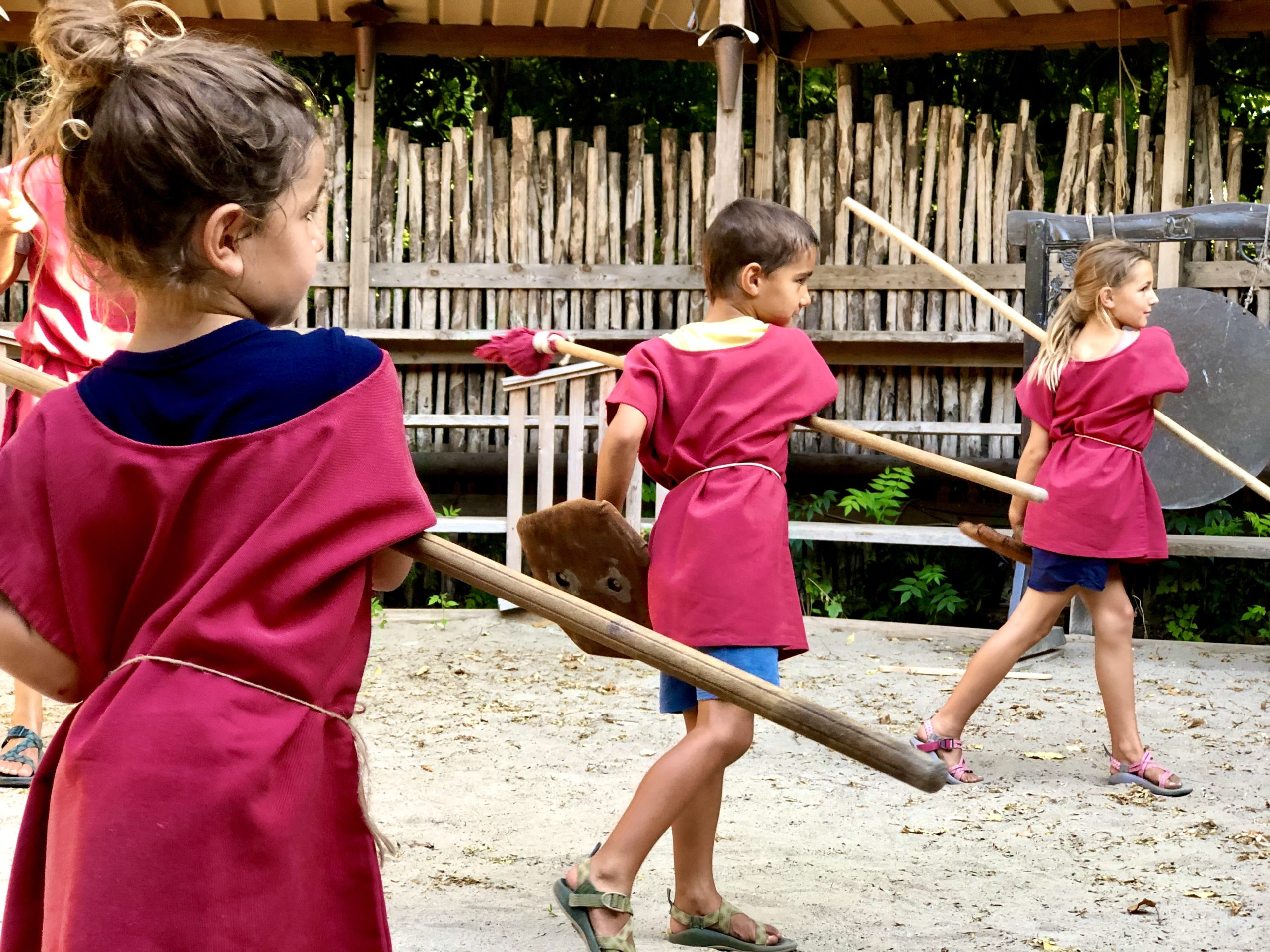 Gladiator School In Rome & Colosseum: A Special Tour With Laura And Family