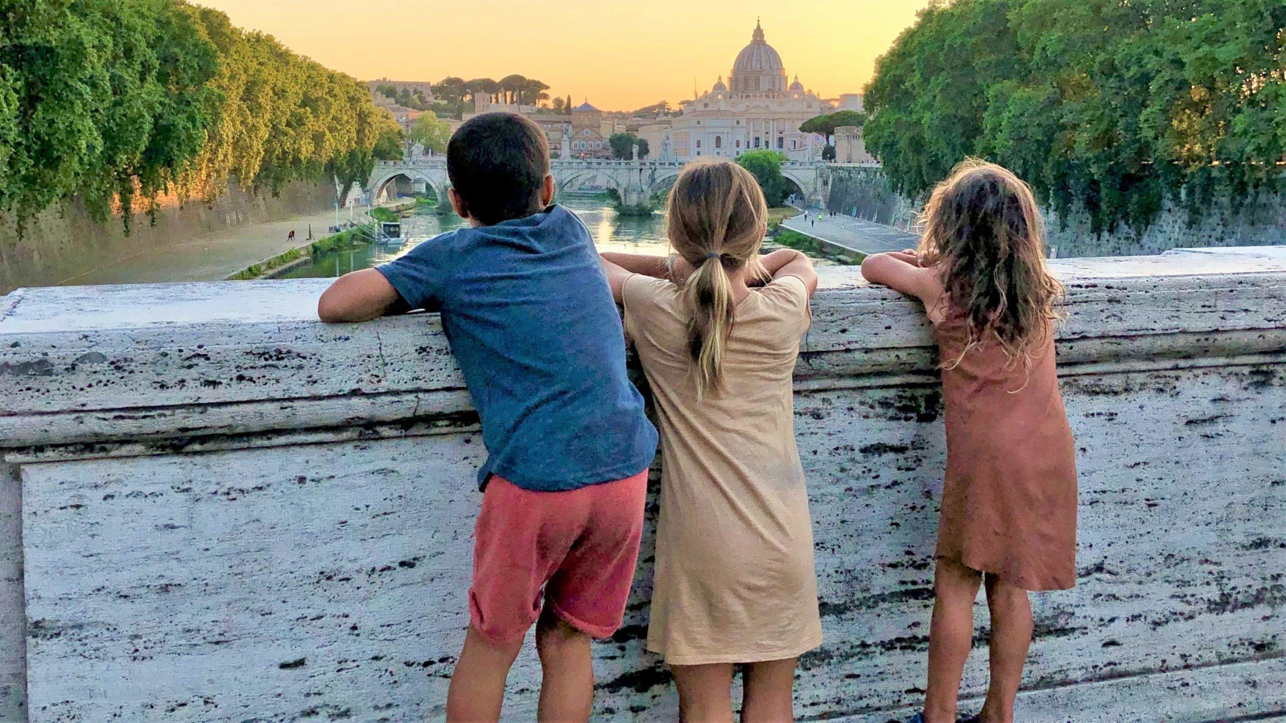 Tour Guidati Di Roma A Piedi Per Famiglie Con Bambini