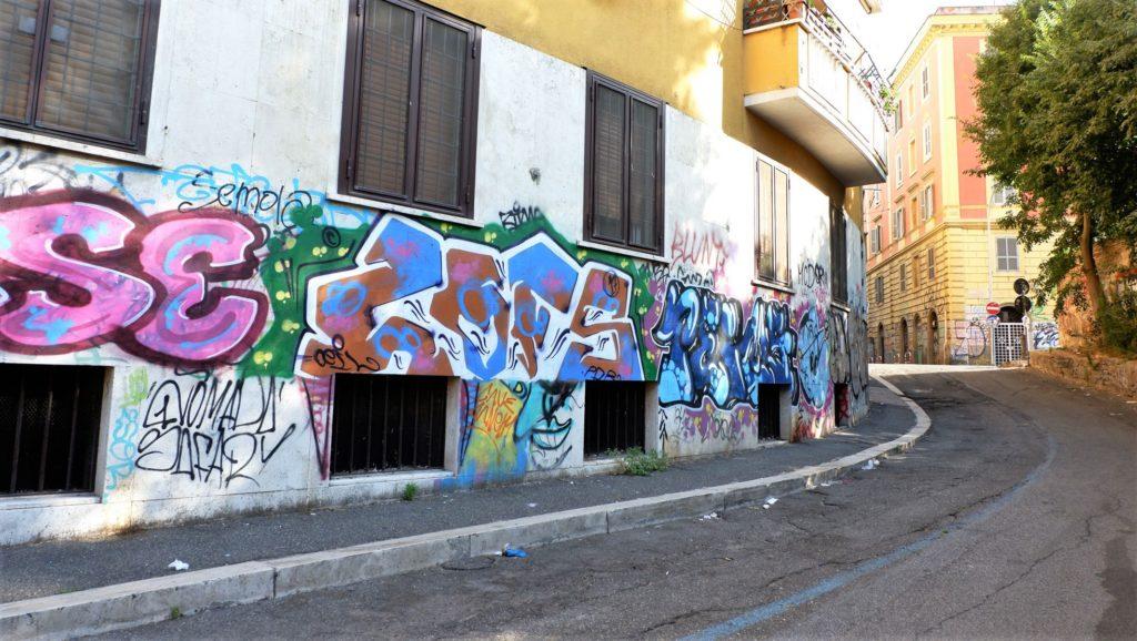 graffiti a san lorenzo