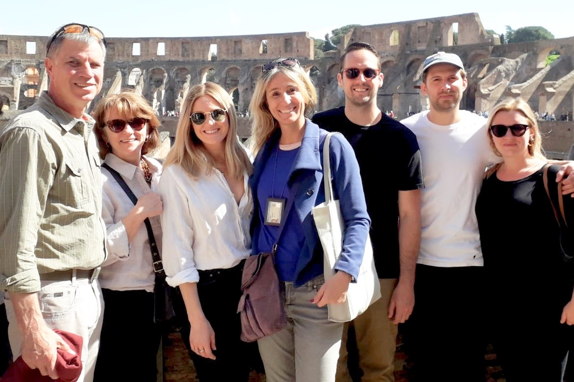 small group tour colosseum