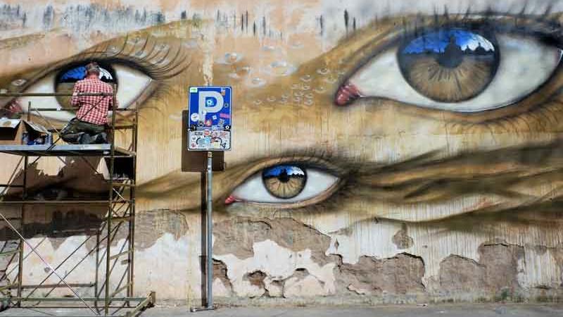 Street Art Trastevere