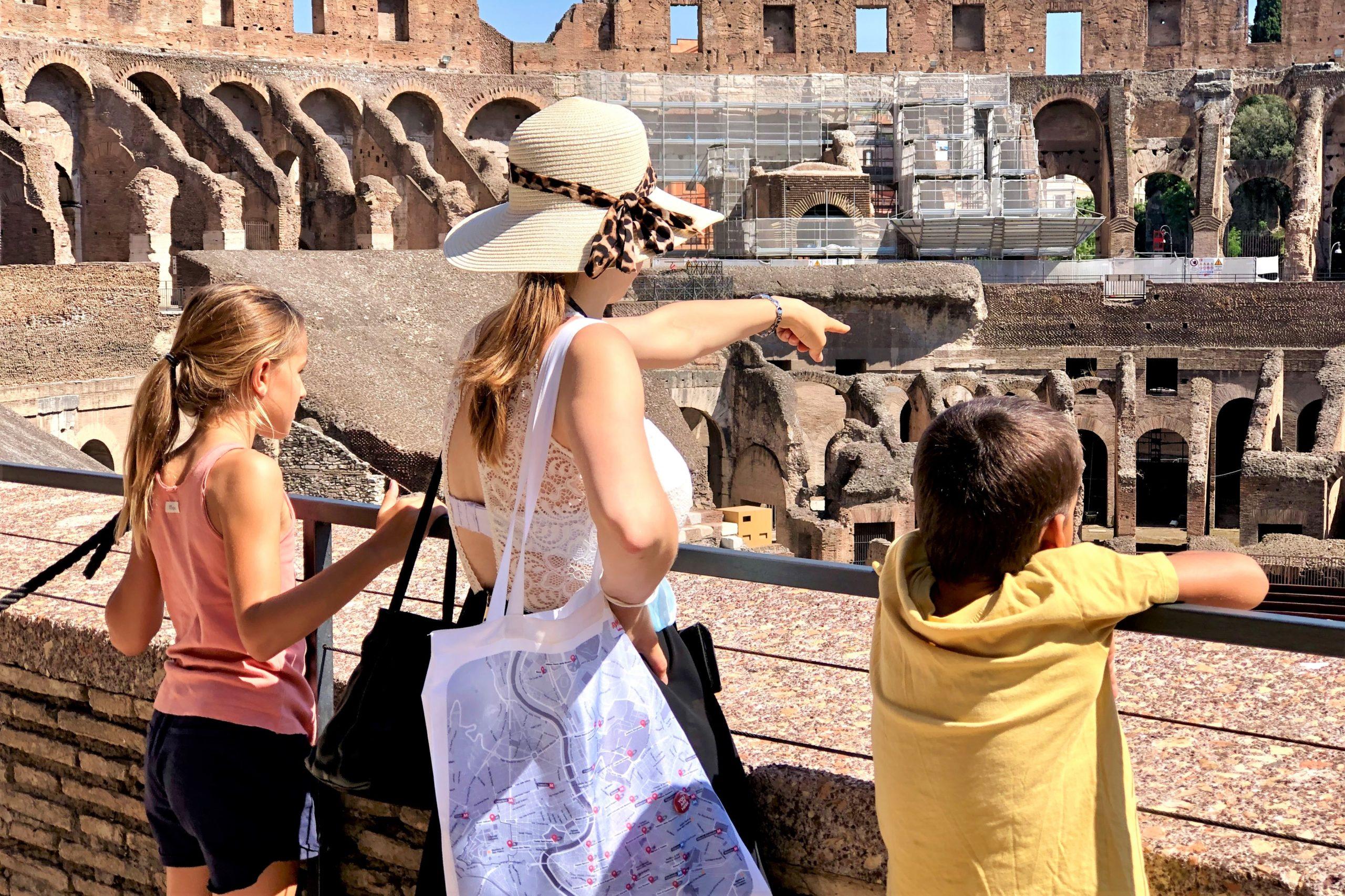 guida privata roma