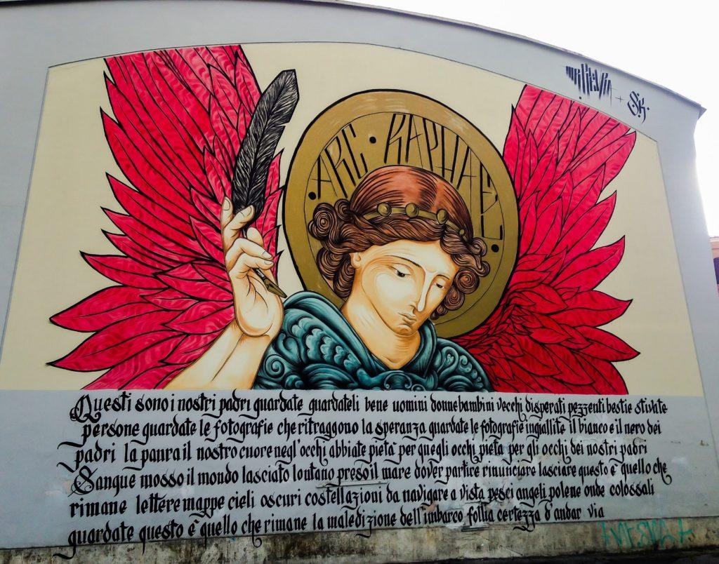 murales trullo