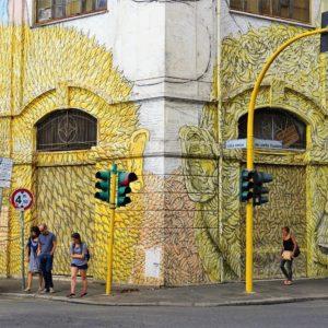 Tour Della Street Art Di Roma