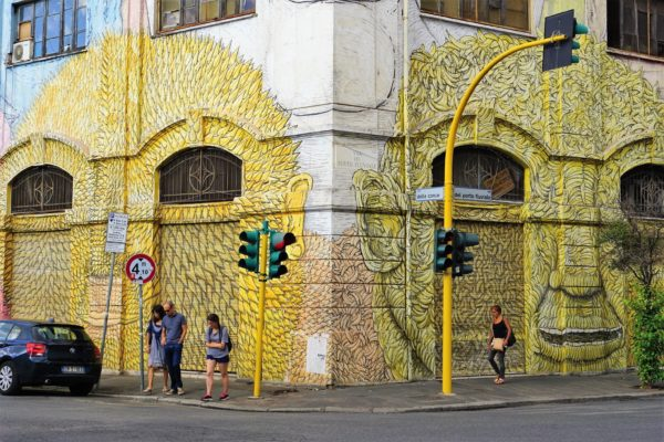 tour street art di roma