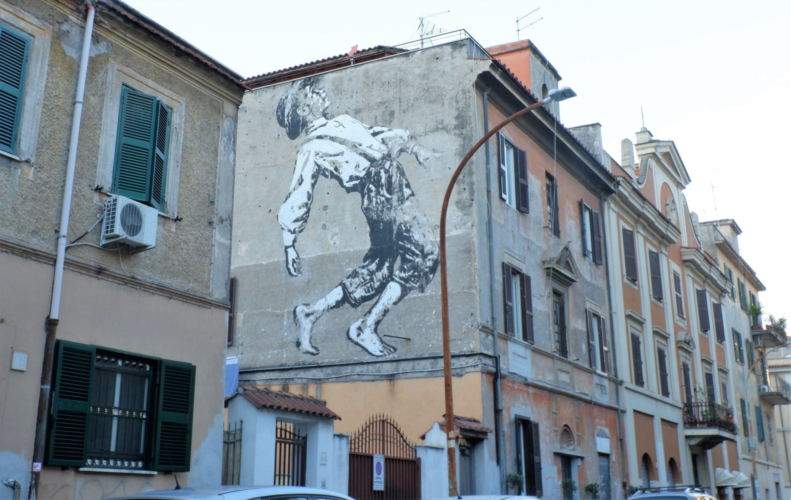 jeff aerosol murales tor pignattara