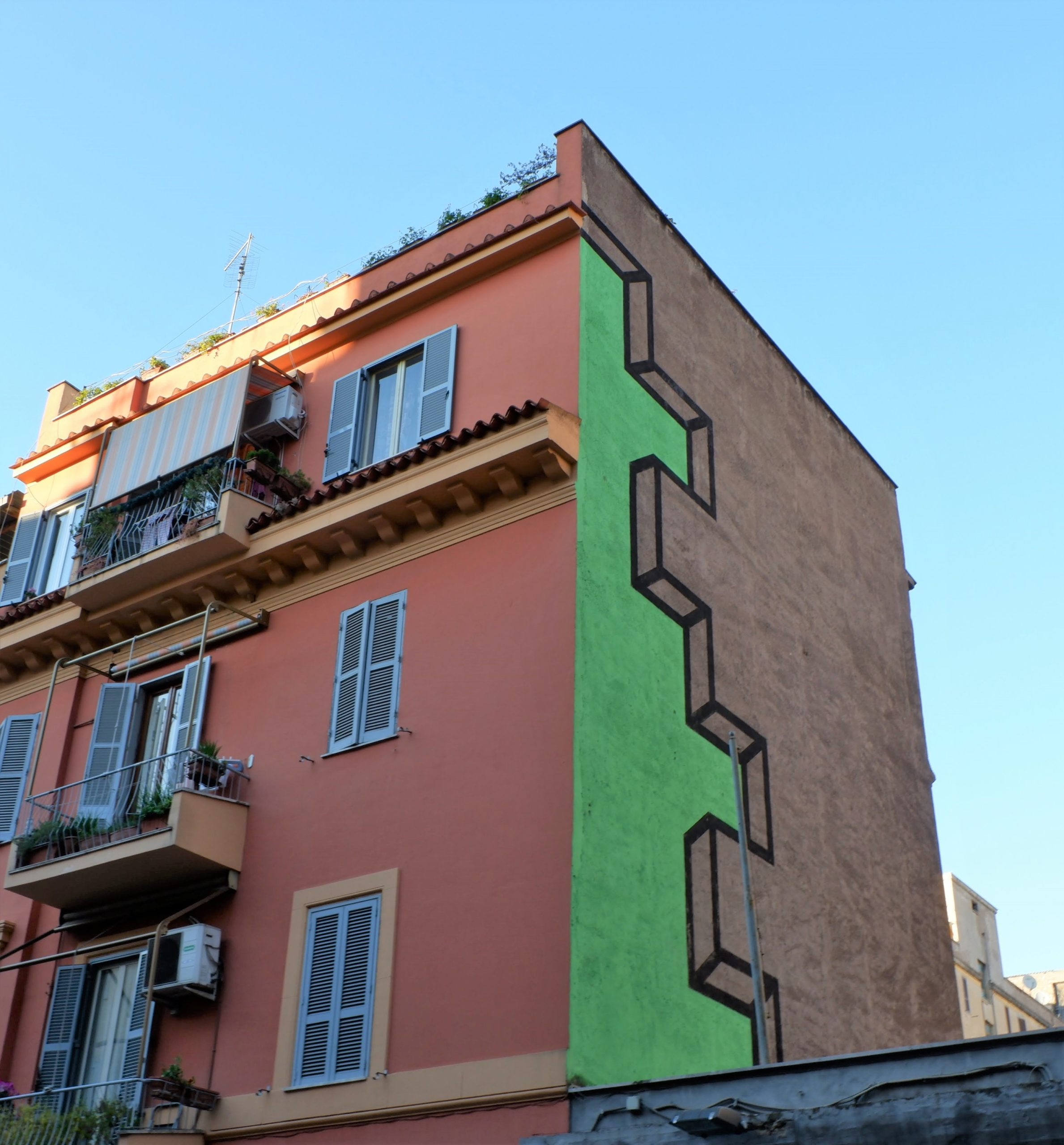nihalami tor pignattara street art roma