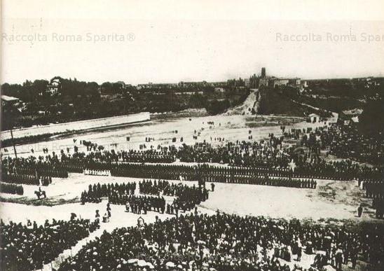 piazza san giovanni foto storica
