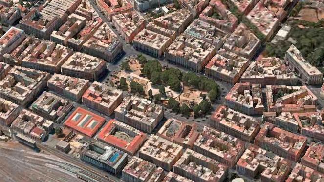 piazza vittorio roma
