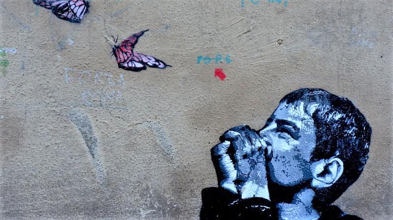 Street Art Torpignattara