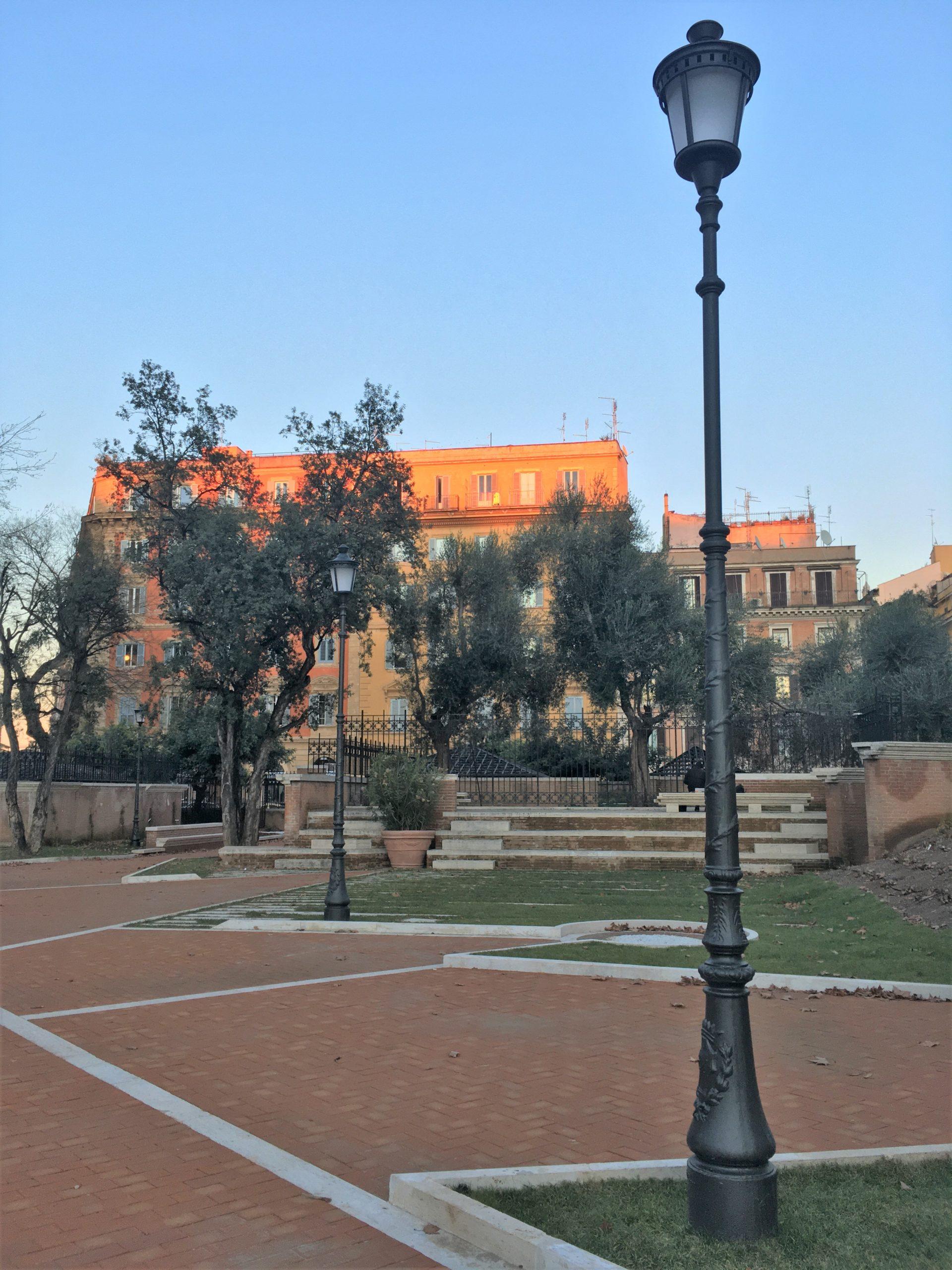 giardini di piazza dante riapertura