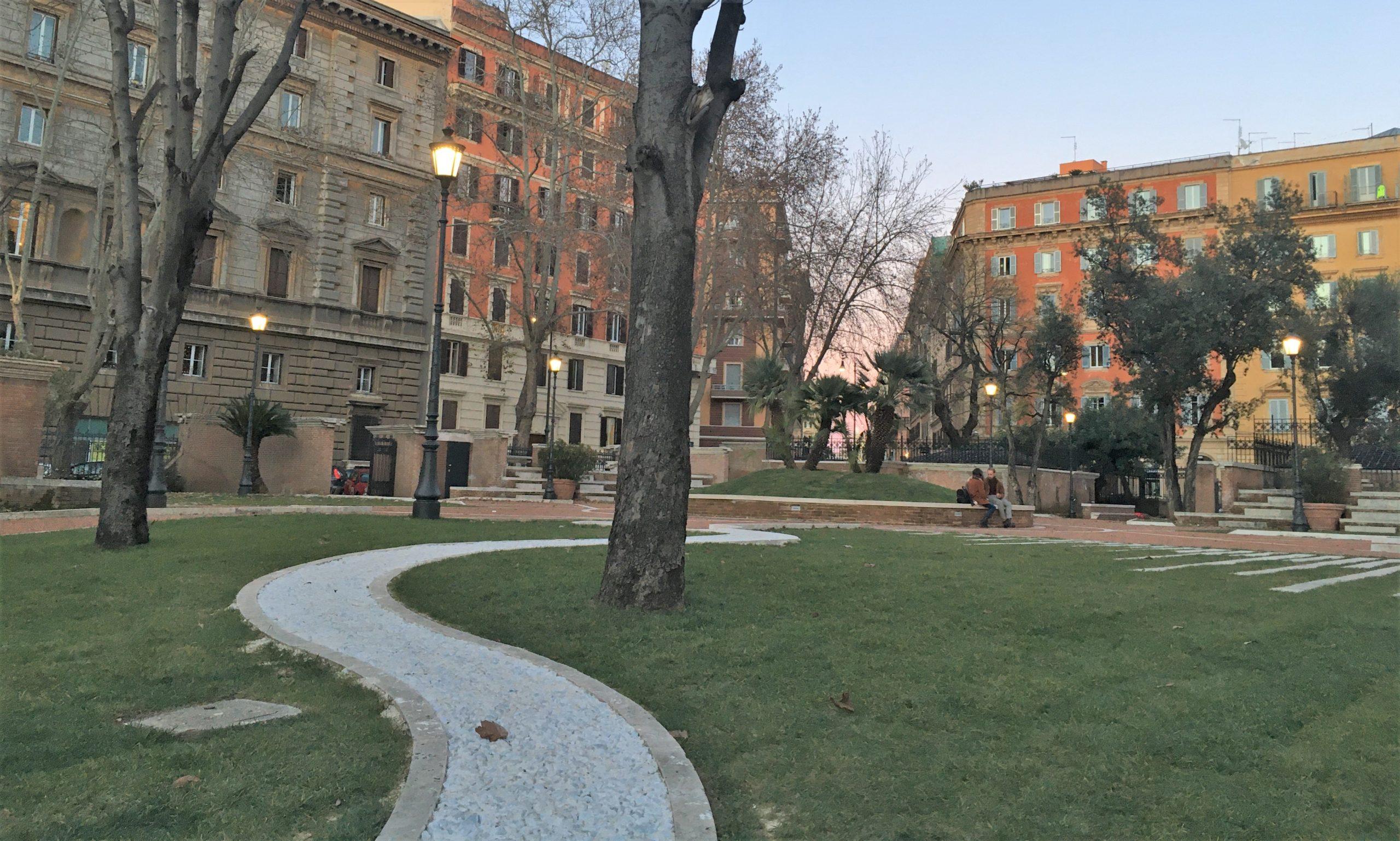 piazza dante giardini
