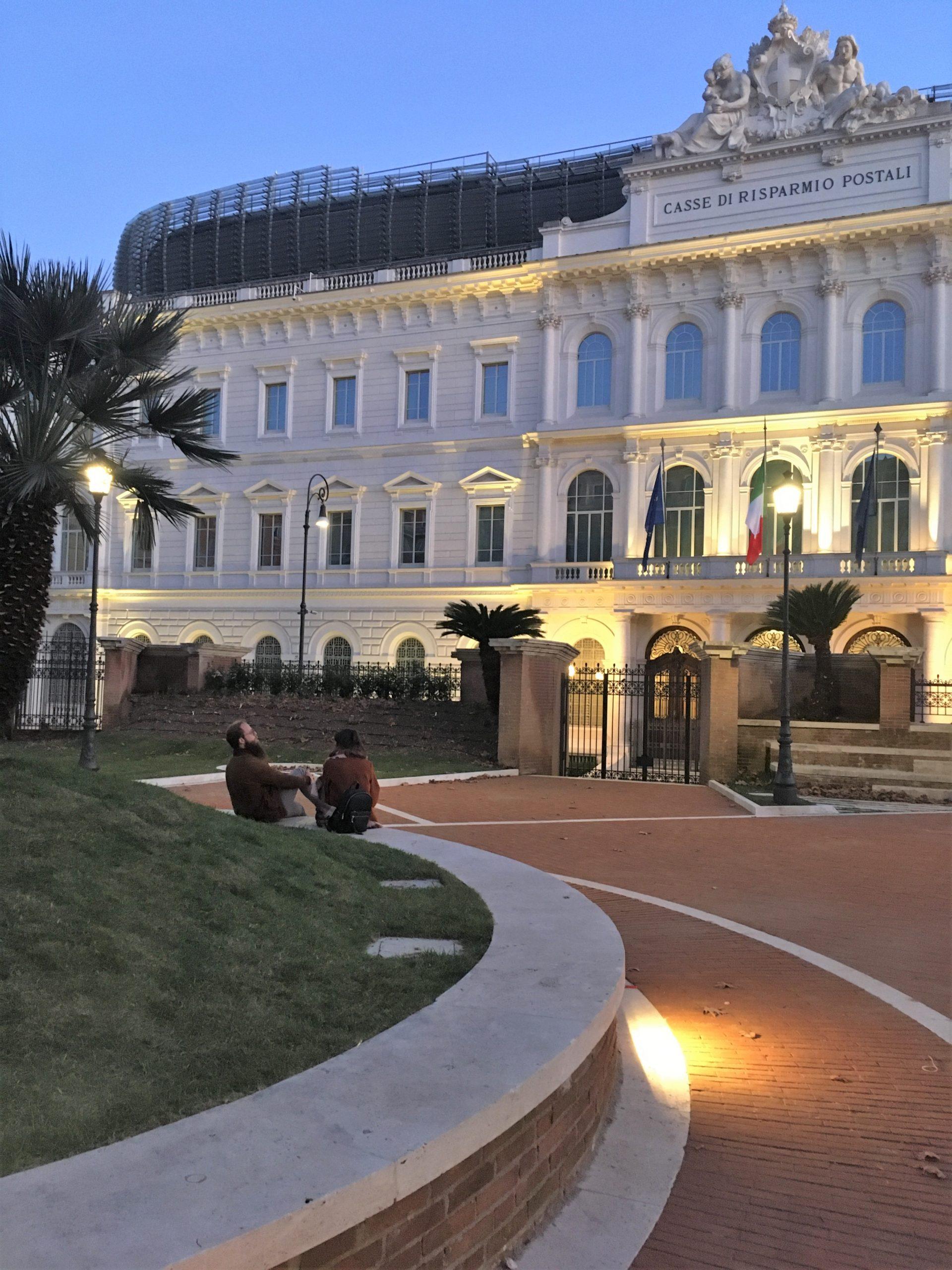 servizi segreti piazza dante roma
