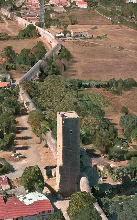 parco torre del fiscale