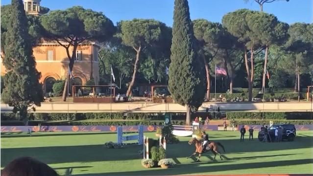 Piazza Di Siena, Il Concorso Ippico Internazionale Di Roma