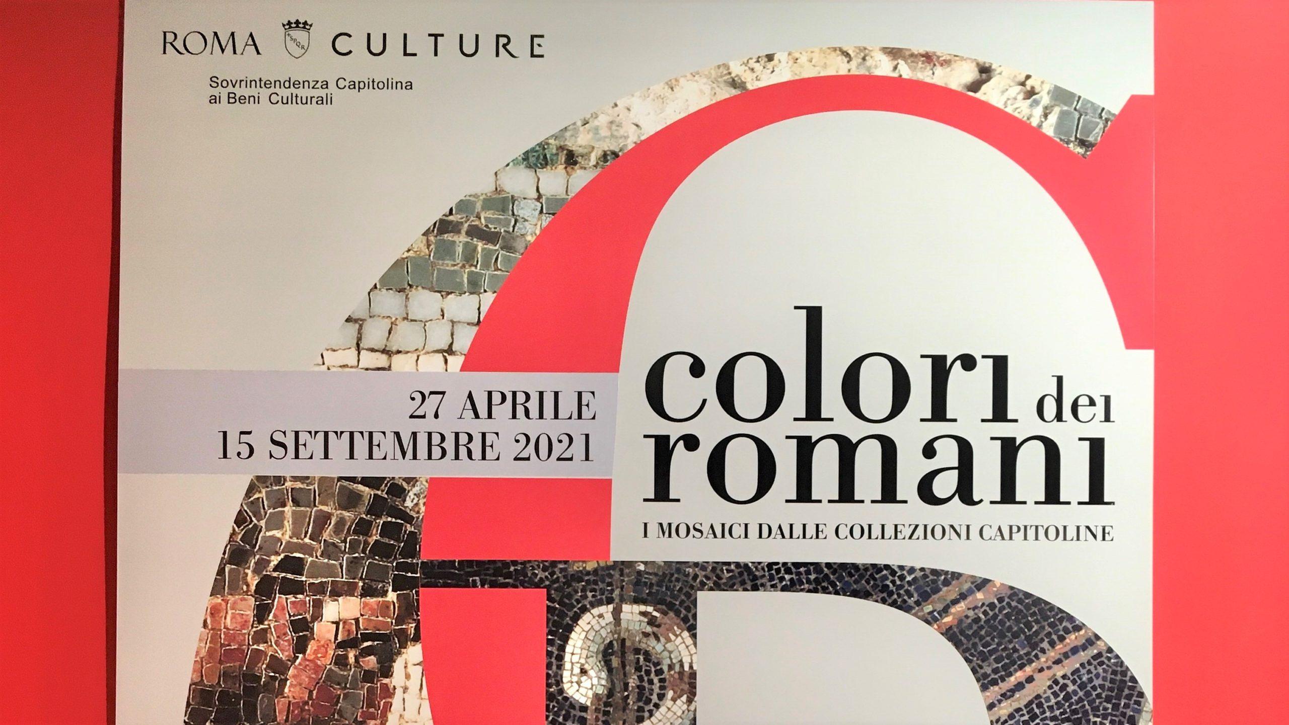 I Colori Dei Romani In Mostra Alla Centrale Montemartini
