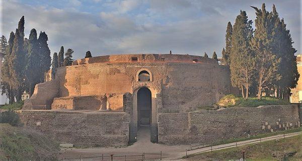 Riapertura Mausoleo Augusto