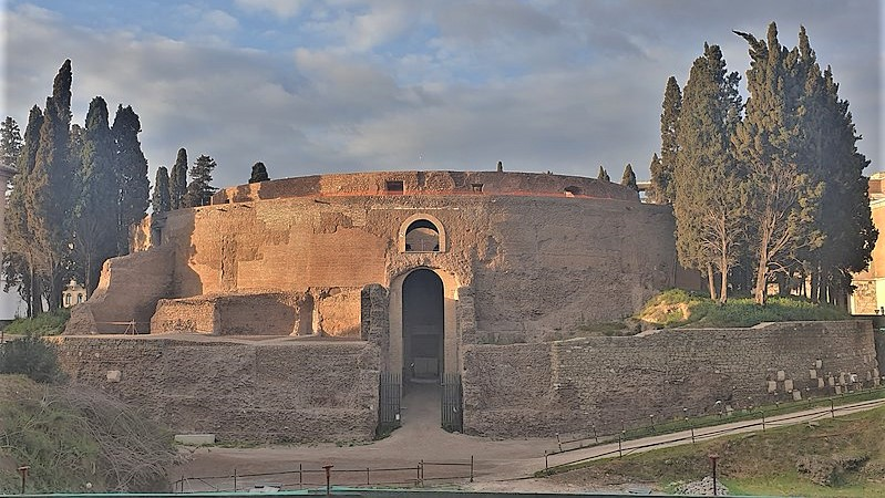 Il Mausoleo Di Augusto Restituito Alla Città