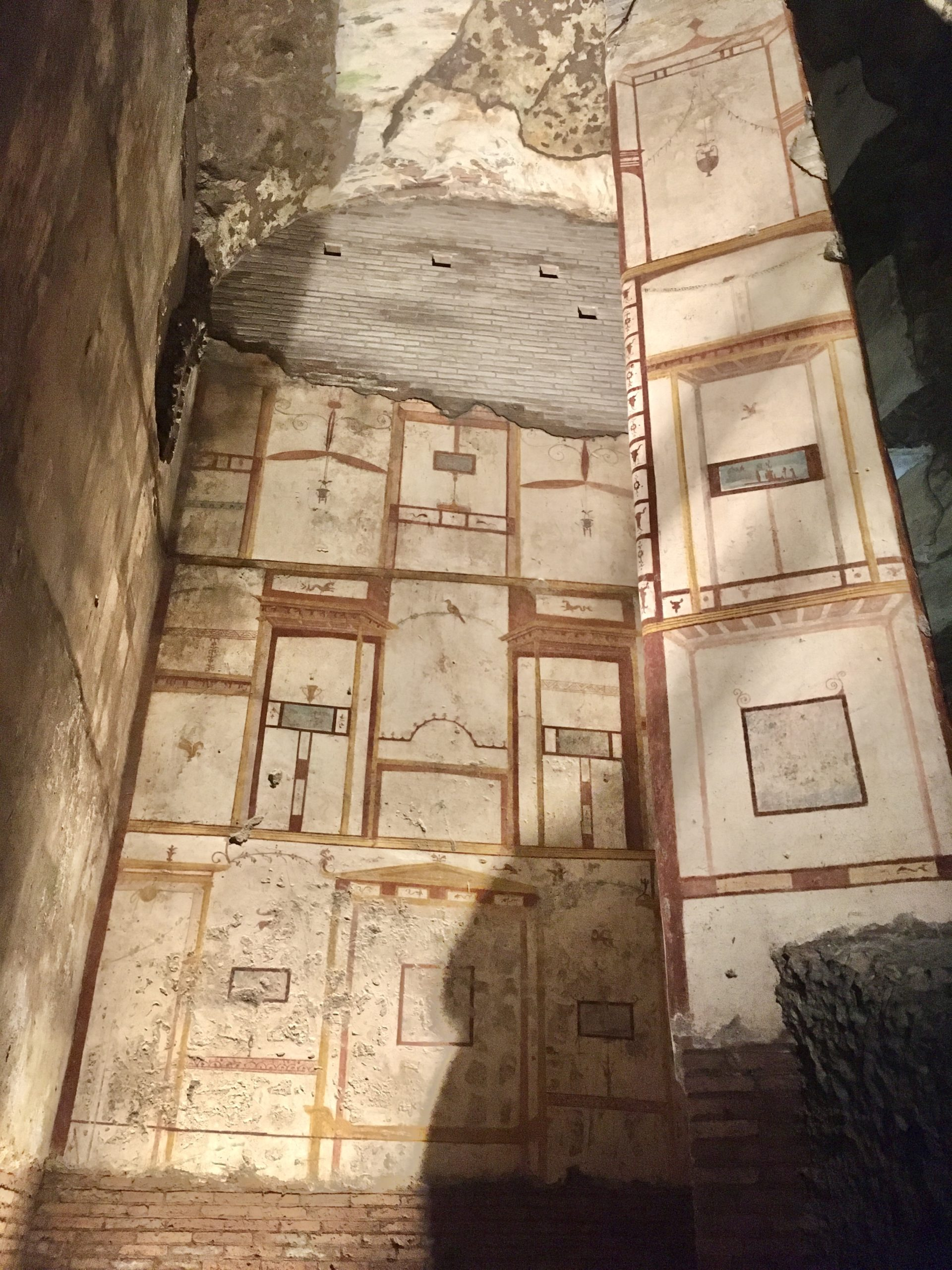 grottesche domus aurea