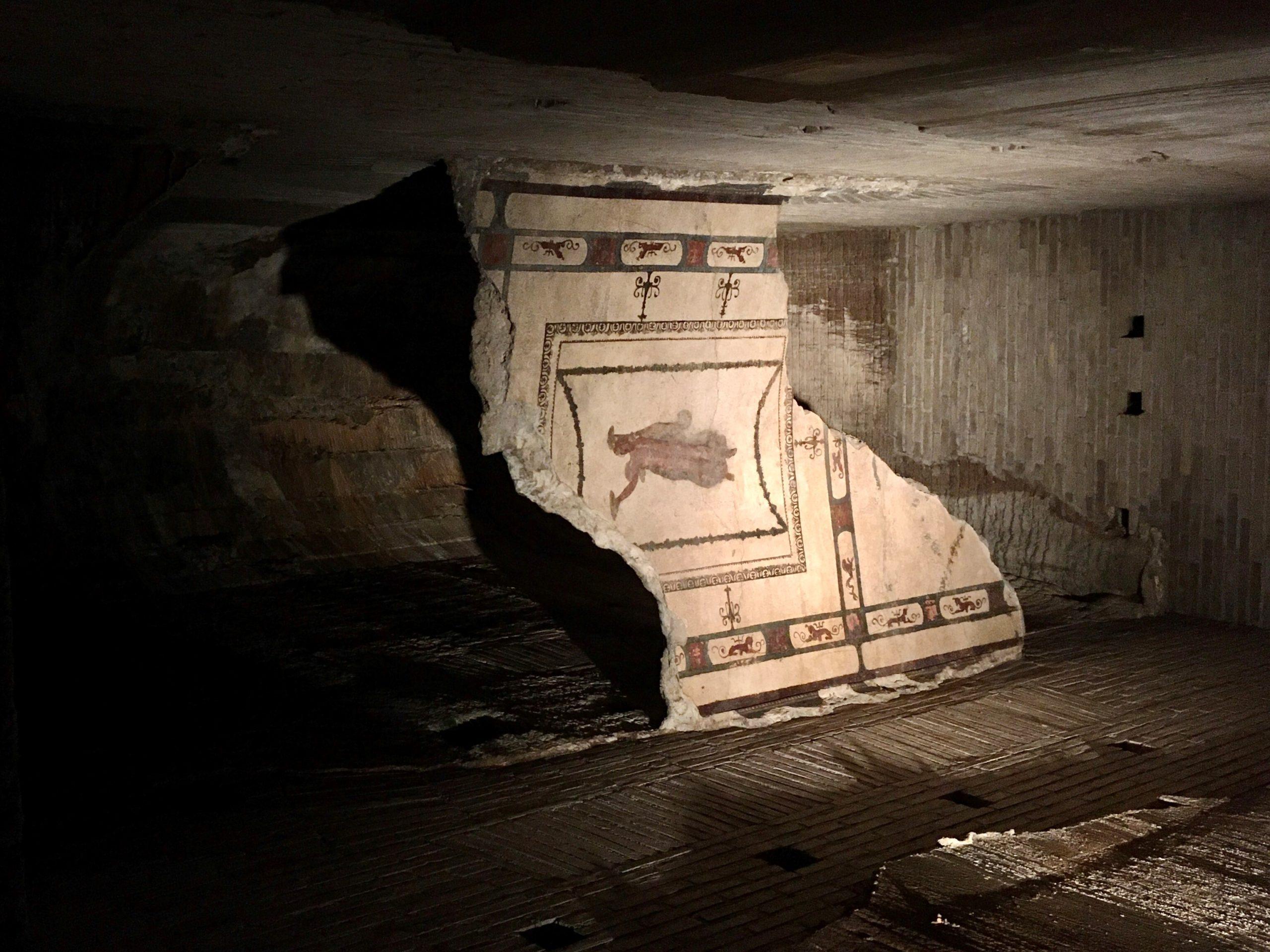 pittura a grottesche domus aurea