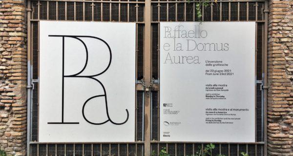 Raffaello Mostra Domus Aurea